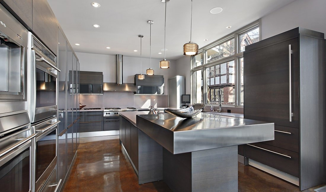 Mockingbird Builders Kitchen