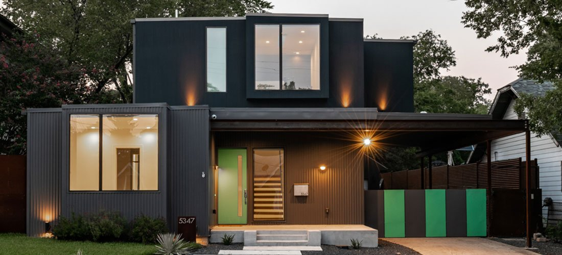 Mockingbird Builders European New Home Build Twilight