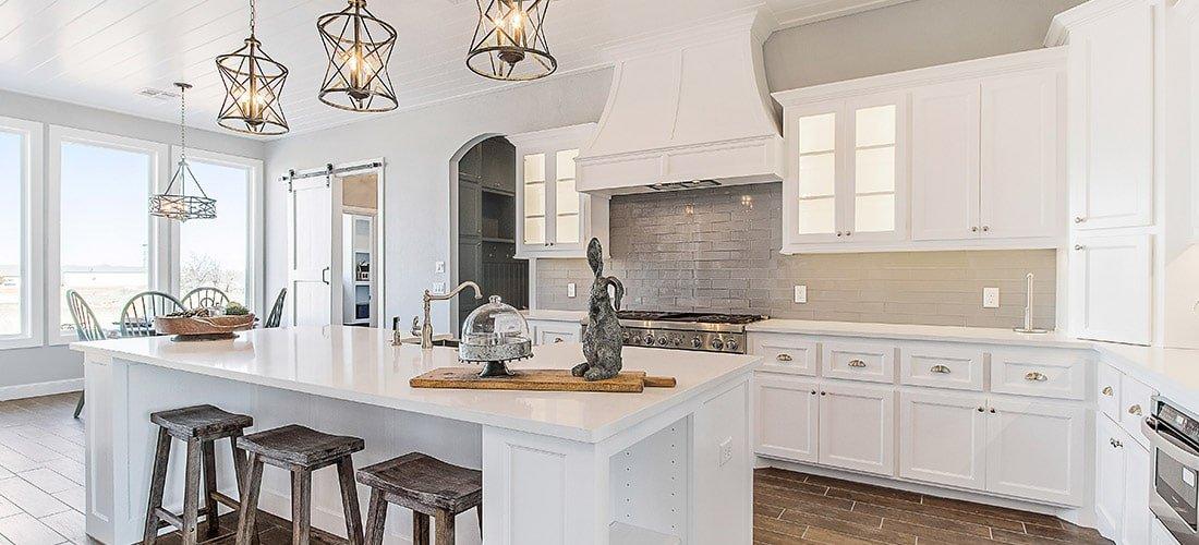 Mockingbird Builder Classic Kitchen